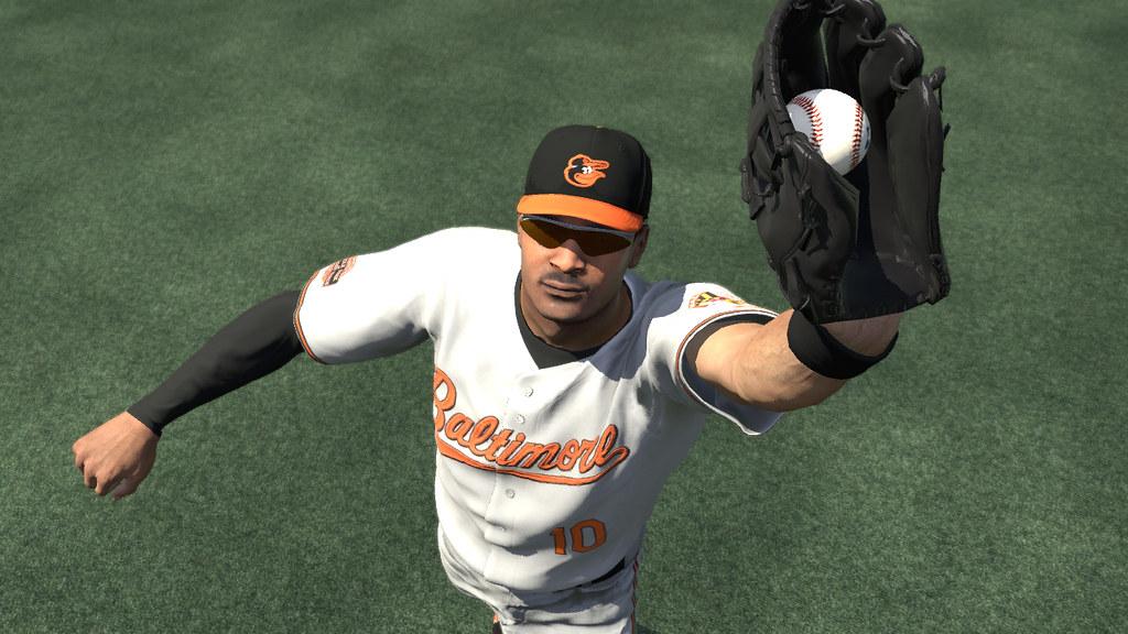 Blog MLB12TheShow Orioles7 Adam Jones