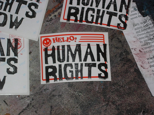 HELLO! HUMAN RIGHTS