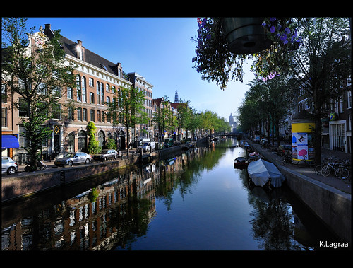 Canals of Amsterdam | by Kader Lagraa