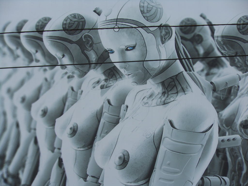 """sex robots could 'change humanity """"forever""""!"""