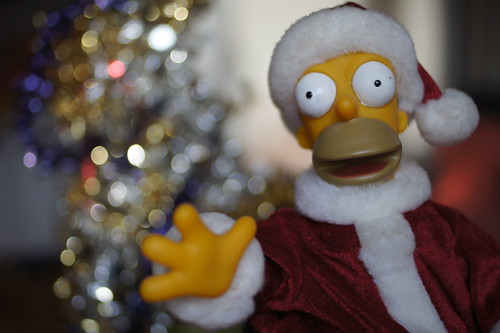 Christmas Homer | by harry.1967