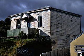 Old house, Adelaide Road, Newtown, Wellington, New Zealand | by brian nz