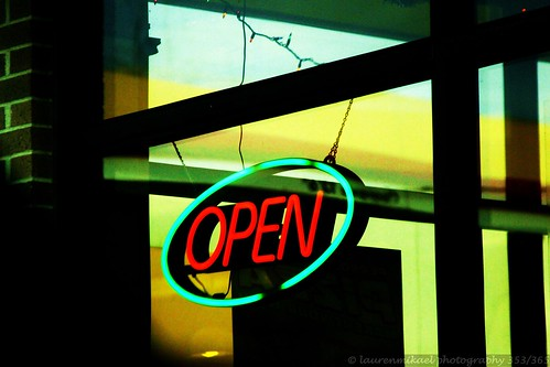 Subway is Open | by Lauren Mikael Photography