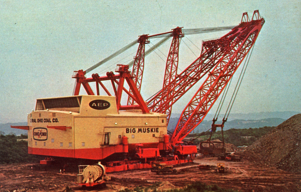 The largest machines in mining - Australian Mining