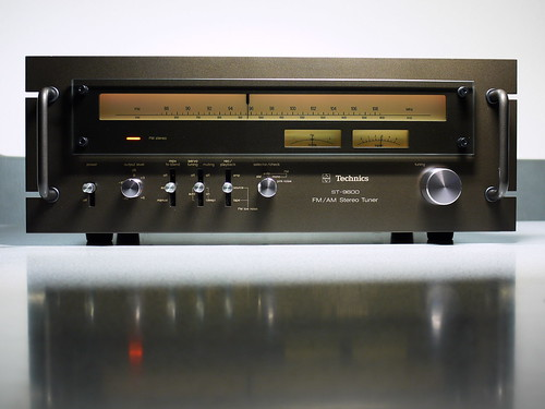 Technics ST 9600 Stereo Tuner | by oldsansui