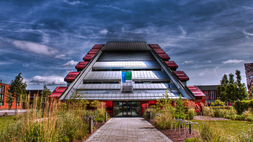 0268 - England, Nottingham, Jubilee Campus HDR | by Barry Mangham
