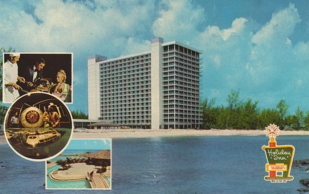 Holiday Inn Resort  - Paradise Island, Nassau, Bahama