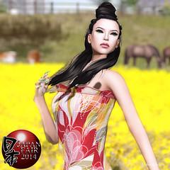 Japan Fair Honey M009 Mesh Cocktail Dress Blog Entry Flickr