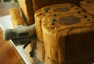 Toolbox cake | by Inspire. Create. Bake.