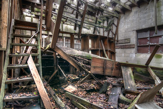 COLLAPSING ROOM | by riverrat18