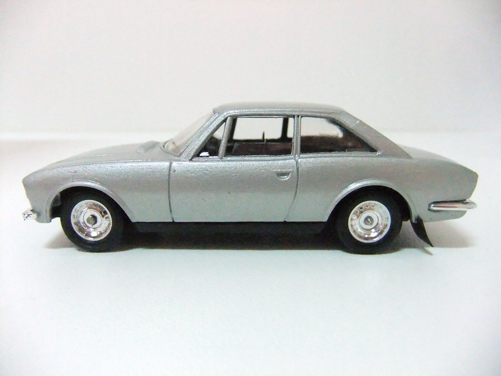 Peugeot 504 Coupe 1978 Solido Nº 20 Peugeot 504 Coupe Flickr