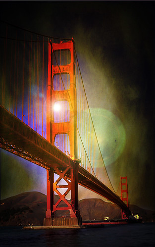 Golden gate bridge | by Paul Redmond04