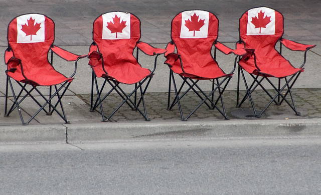 Canadian Seating For Four