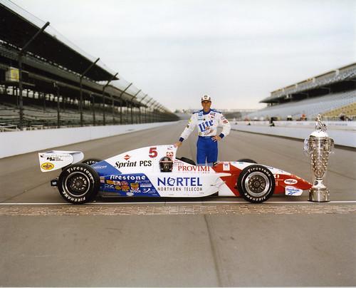 1997 arie luyendyk indianapolis motor speedway flickr for Indianapolis motor speedway com