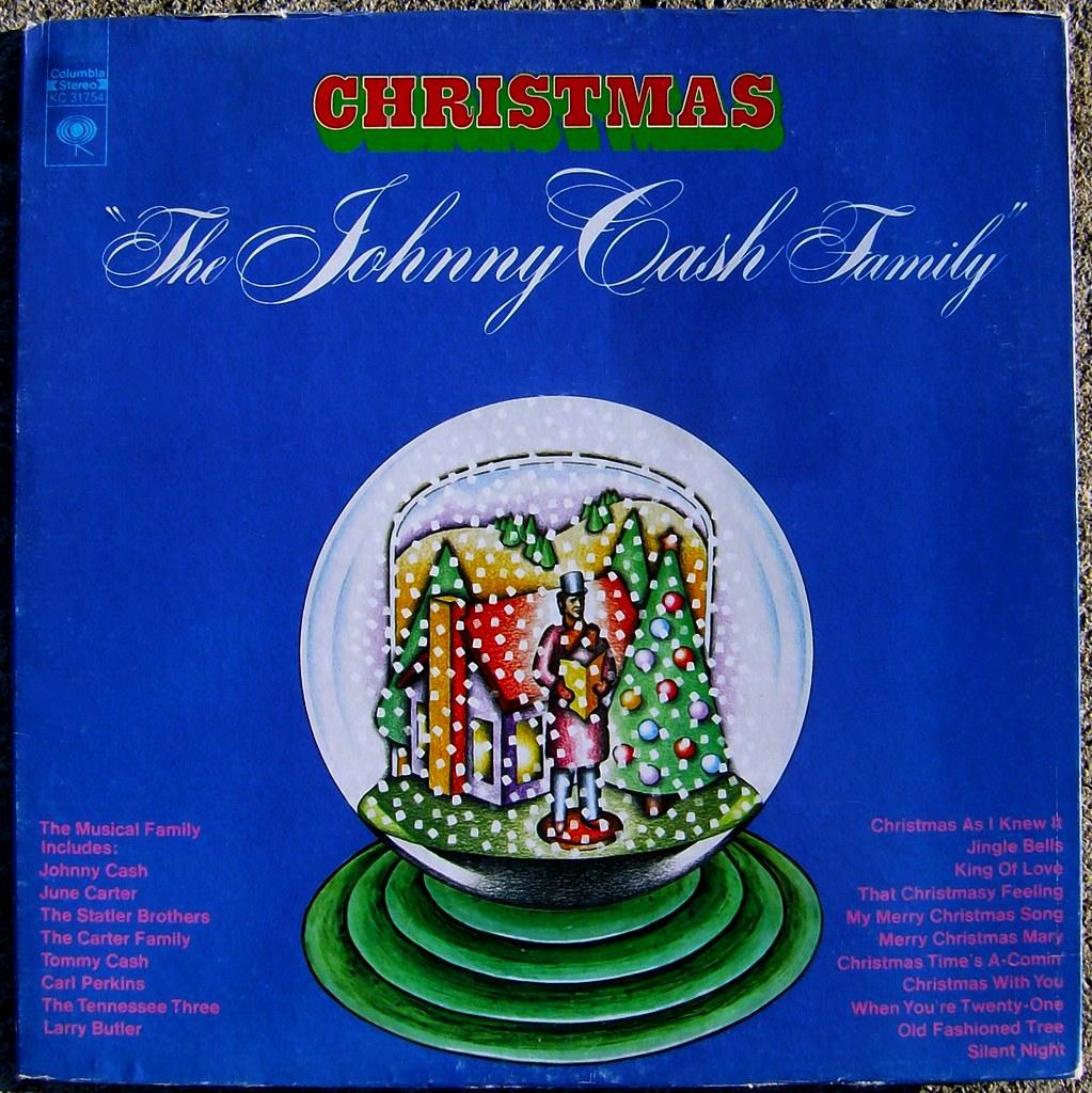 The Johnny Cash Family / Christmas | ARTIST: Johnny Cash Fam… | Flickr