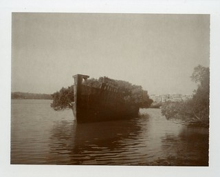 POLAROID- SS AYRFIELD SHIPWRECK | by Eva Flaskas
