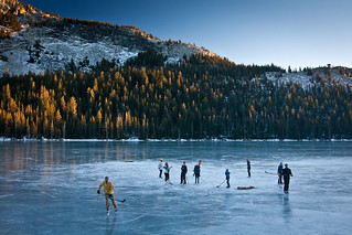 Frozen Tenaya Lake II | by Jeff Pang