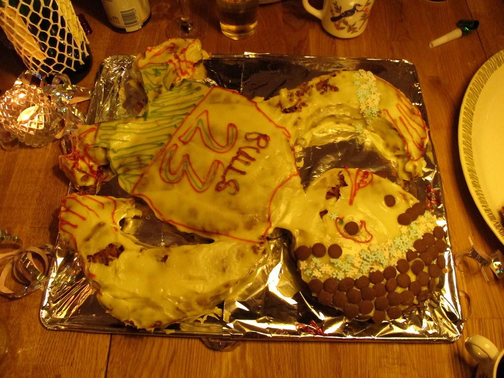 Michael Jordan Cake Hedwig Flickr