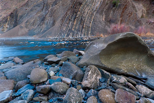 Geology lesson along Cache Creek | by Kevin English Photography