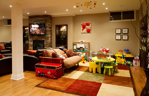 Play Room Finished Basement | by finishedbasement.ca