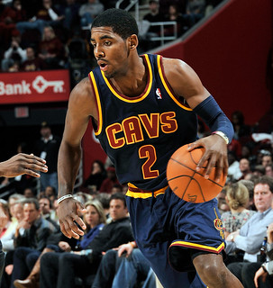 Kyrie Irving Drives | by Cavs History