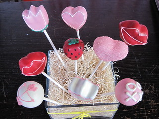 Valentine's Cake Pop Designs | by Sweet Lauren Cakes