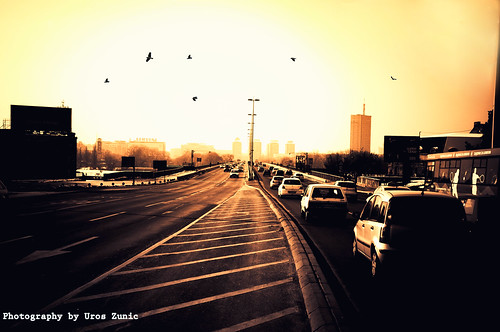Ordinary day... | by Uros Zunic (Belgrade photography guid, contact me)