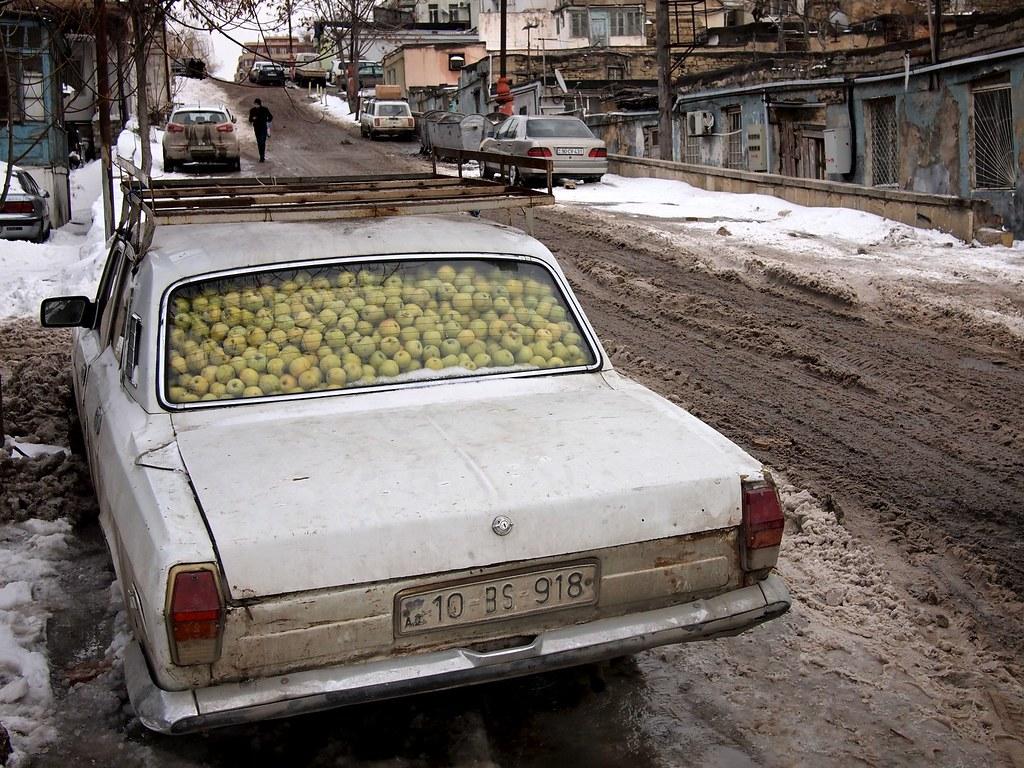 Volga and apples | by penerik