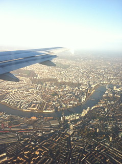 Flying over London | by cityofsound