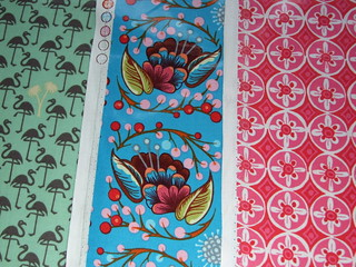 New Raincoat Fabrics | by sassybead