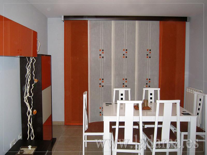 Cortinas salon moderno good with cortinas salon moderno - Estores salon modernos ...