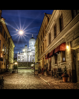 White nights in Helsinki | by Marcus Klepper - Berliner1017