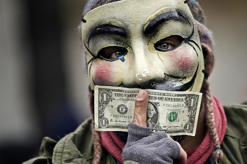 | #OccupyWallStreet #D17 | | by SOBPhotography