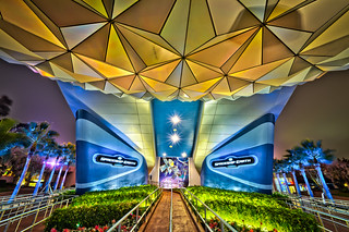 Epcot - The Earthlings Have Landed | by Jeff Krause Photography