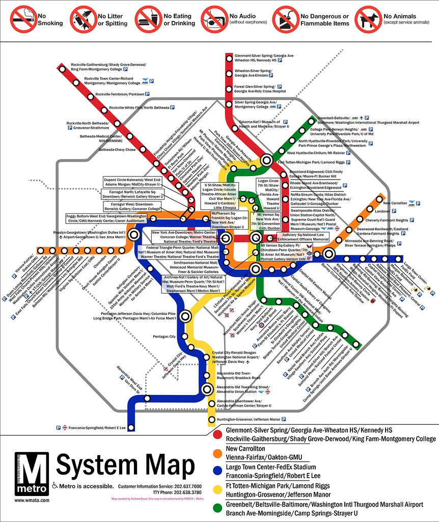 Maps Update  Washington Dc Tourist Map Pdf Washington DC - Washington dc transit map pdf