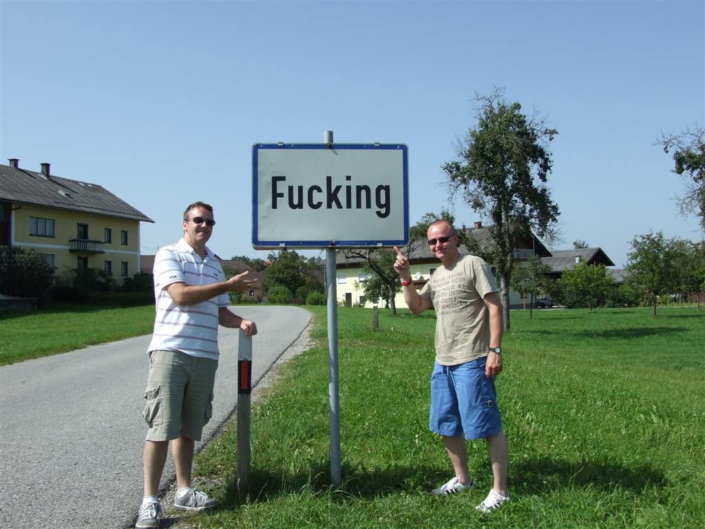 Fucing austria