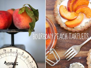 peach tarts | by Megan | When Harry Met Salad
