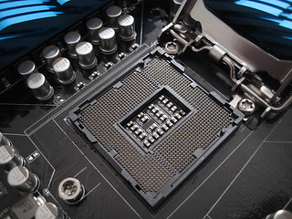 PC2 CPU socket open | by andreas.hopf