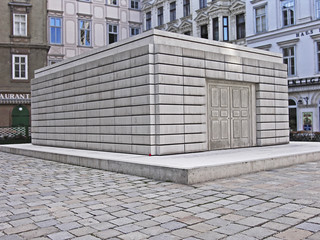 Holocaust Memorial, Judenplatz © HP Schaefer/ROH 2012 | by Royal Opera House Covent Garden
