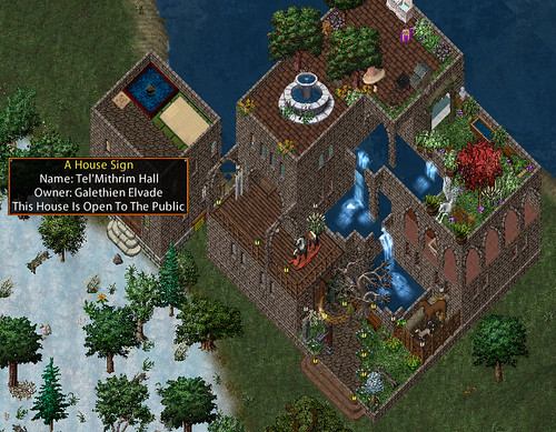 Ultima Online Establishment Spotlight - Lake Superior - Tel'Ruid | by UO Journal