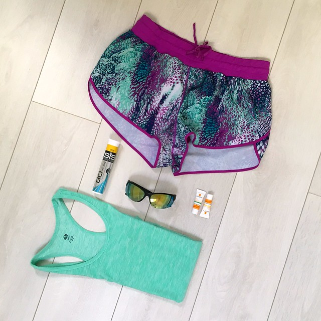 Summer Running Essentials