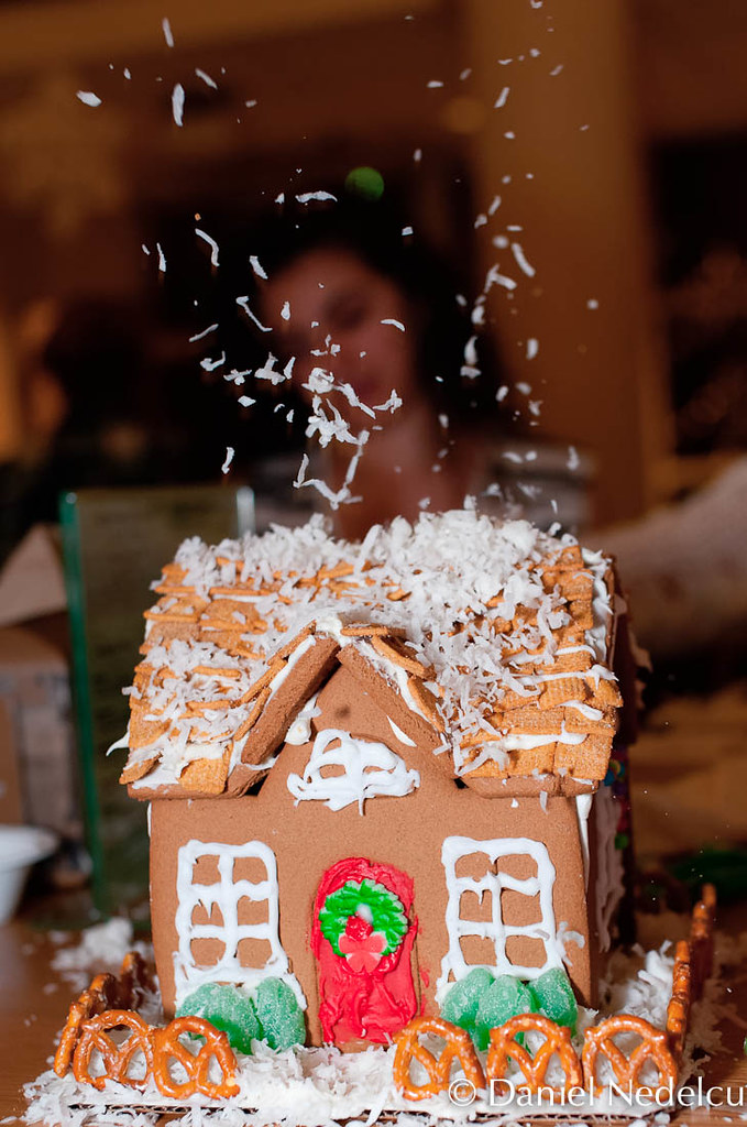 2011-12-05 - Gingerbread Houses on Flickr