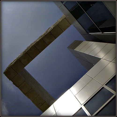 Getty Museum CA sqfm | by Feist, Michael - FunnyFence - catchthefuture