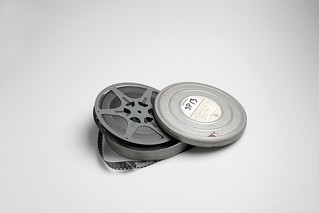 16mm film reel | by DRs Kulturarvsprojekt