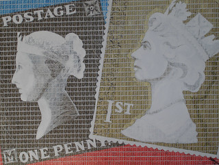 Penny Black | by The Post Pop Art Man