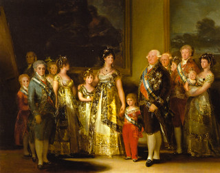 Francisco de Goya - Charles IV of Spain and His Family, 1800 at Museo Nacional del Prado Madrid Spain | by mbell1975