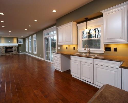 Kitchen Great Room Portage 3252 Wayne Homes Flickr