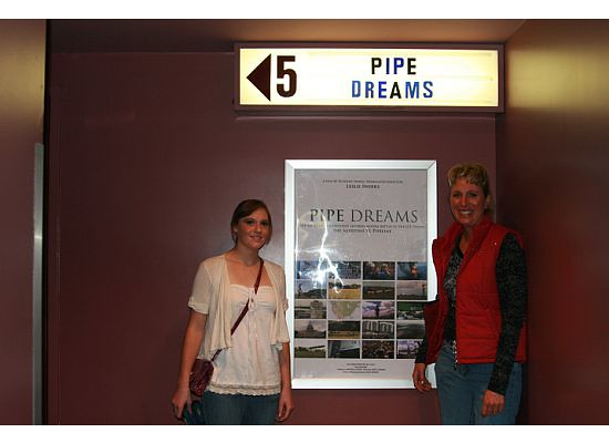 Susan And Allaura Luebbe At Screening Of Pipe Dreams By Bold Nebraska