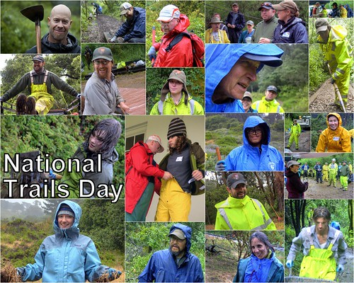 National Trails Day | by Parks Conservancy
