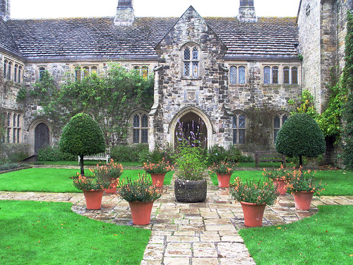 Nymans - The House | by Louise and Colin